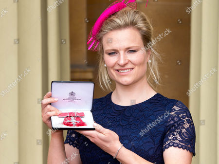 Hollie Webb awarded an MBE