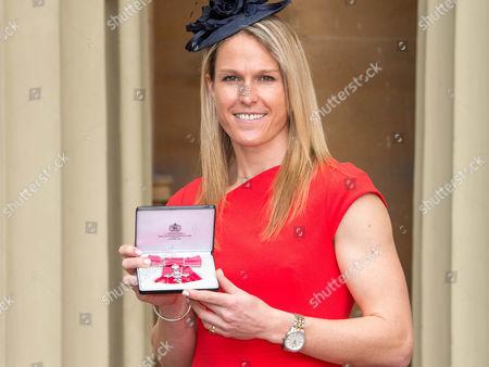 Crista Cullen awarded an MBE