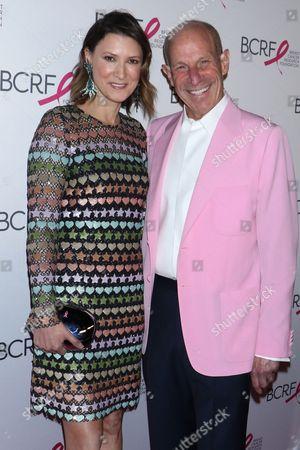 Stock Picture of Lizzie Tisch and Jon Tisch