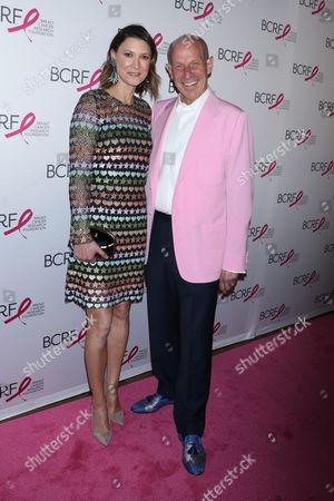 Lizzie Tisch and Jon Tisch