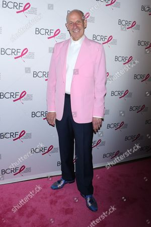 Editorial photo of The Breast Cancer Research Foundation's Annual Hot Pink Party, Arrivals, New York, USA - 12 May 2017