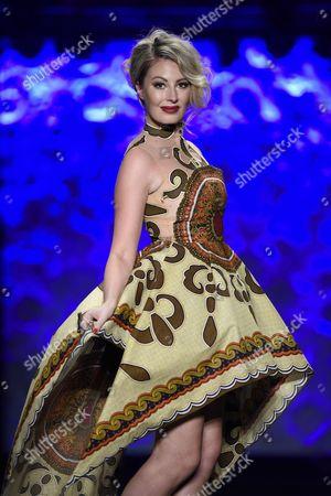 A Rita Tesolin Jwellery modelled by photographer Renata Kaveh