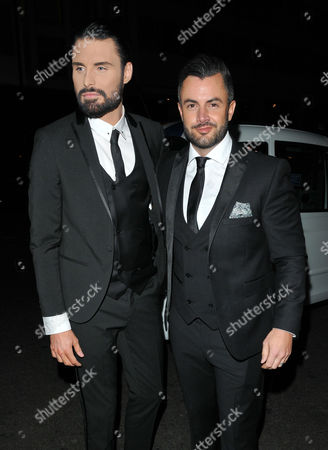 Rylan Clark and Dan Neal