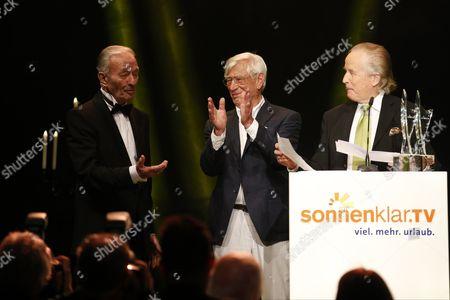 Siegfried Rauch, Horst Naumann mit Max Schautzer
