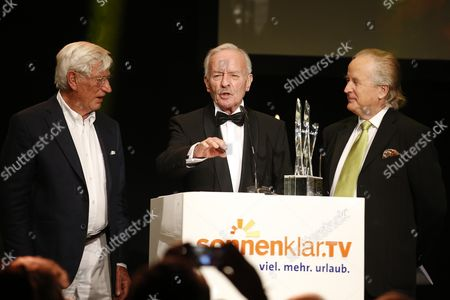 Horst Naumann, Siegfried Rauch mit Max Schautzer