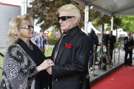 Heinz Georg Kramm mit Hannelore