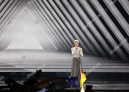 Editorial image of Grand Final - 62nd Eurovision Song Contest, Kiev, Ukraine - 13 May 2017