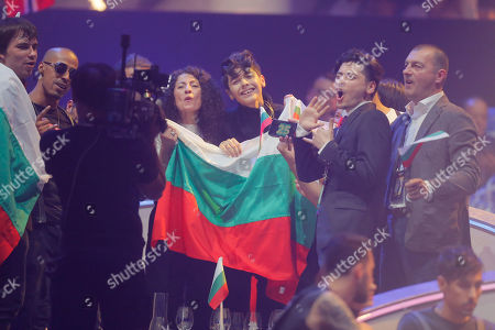 Editorial image of Eurovision Song Contest, Kiev, Ukraine - 13 May 2017