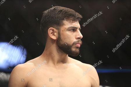 Editorial photo of UFC 211 Mixed Martial Arts, Dallas, USA - 13 May 2017