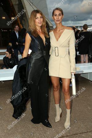 Tanja Gacic and Lindy Klim