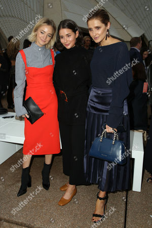 Stock Photo of Nadia Fairfax, Sara Donaldson and Kate Waterhouse
