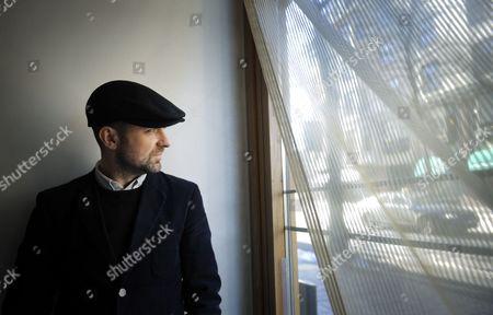 Swedish film director, Lukas Moodysson