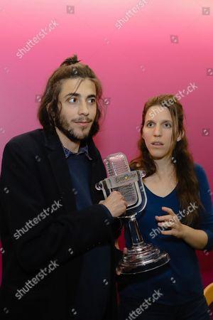 Salvador Sobral and Luisa Sobral