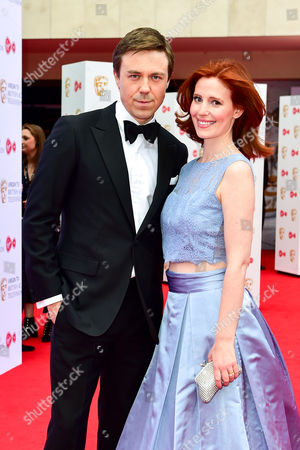 Amy Nuttall and Andrew Buchan