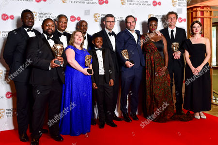 Single Drama  -  Winners Damilola, Our Loved Boy Presented by Jessica Raine with Babou Ceesay, Levi David Addai, Richard Taylor, Susan Horth, Sammy Kamara, Tunder Taylor, Adrian Kelly, Colin Barr, Wunmi Mosaku and Euros Lyn