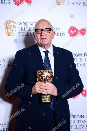 Editorial picture of Virgin TV British Academy Television Awards, Press Room, London, UK - 14 May 2017