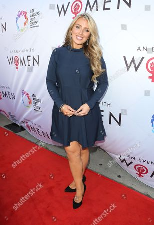 Editorial photo of LGBT Center's An Evening With Women event, Los Angeles, USA - 13 May 2017