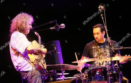 Pat Metheny and Antonio Sanchez