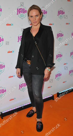 Editorial image of 'Nella The Princess Knight' TV show premiere, London, UK - 14 May 2017