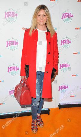 Stock Photo of Nicola Stapleton