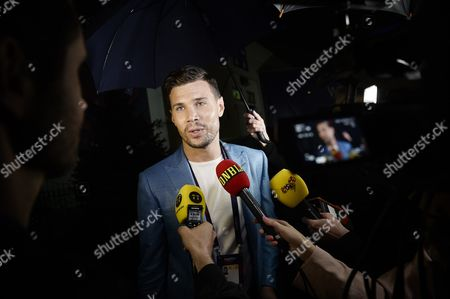 Editorial image of 62nd Annual Eurovision Song Contest, Afterparty, Kiev, Ukraine - 14 May 2017