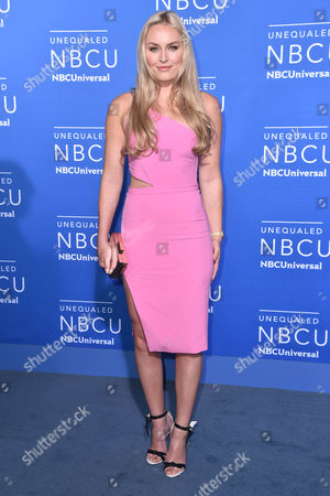 Editorial image of NBCUniversal Upfront Presentation, Arrivals, New York, USA - 15 May 2017