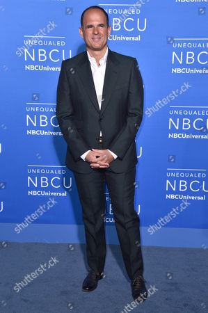 Editorial photo of NBCUniversal Upfront Presentation, Arrivals, New York, USA - 15 May 2017