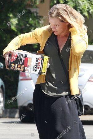 Stock Photo of Jenny Garth