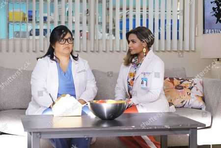 """Editorial picture of """"The Mindy Project"""" TV series - 2017"""