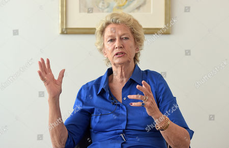 Stock Picture of Petra Roth