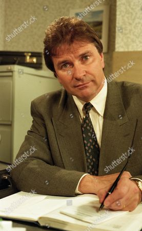 Bernard McAllister, as played by Brendan Price. (Ep 1921 - 15th November 1994).