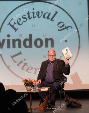 Editorial image of Swindon Festival of Literature, UK - 03 May 2017