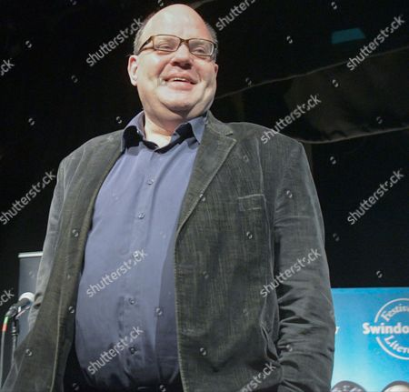 Stock Picture of Mark Lawson