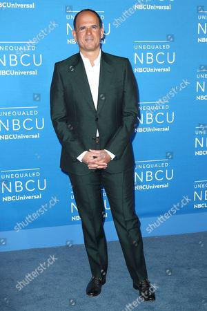 Editorial image of NBC/Universal Upfront Presentation, New York, USA - 15 May 2017