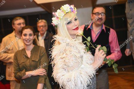 Stock Photo of Ilona Staller