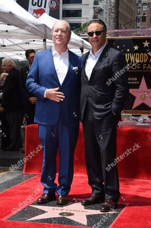 Andy Garcia and Ken Corday
