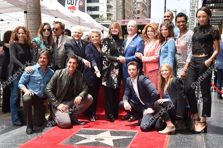 Ken Corday and Cast of Days Of Our Lives