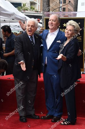 Bill Hayes, Ken Corday and Susan Seaforth Hayes