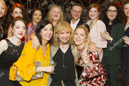 Editorial image of 'Our Ladies of Perpetual Succour' party, Press Night, London,  - 15 May 2017