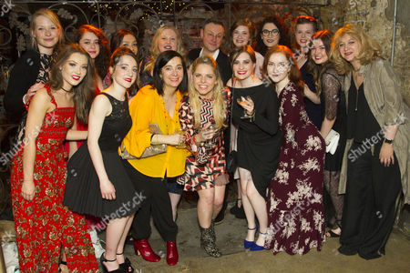 Editorial picture of 'Our Ladies of Perpetual Succour' party, Press Night, London,  - 15 May 2017