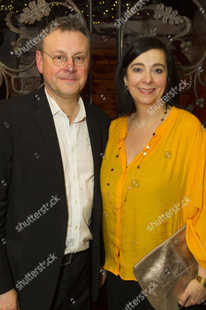 Stock Image of Lee Hall (Adaptation) and Vicky Featherstone (Director)