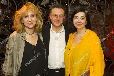 Sonia Friedman (Producer), Lee Hall (Adaptation) and Vicky Featherstone (Director)