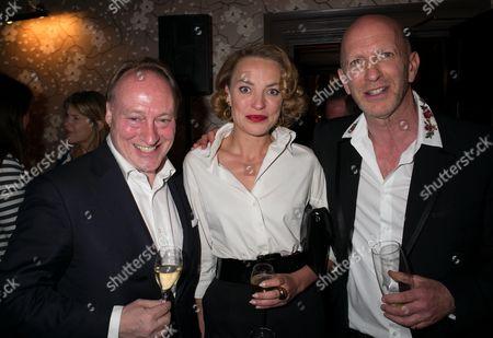 Andrew Roberts, Sitwell, Simon Sebag-Montefiore