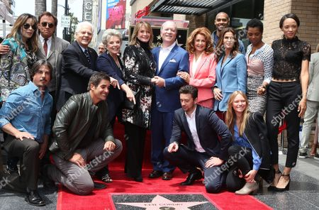"Ken Corday, Cast of ""Days Of Our Lives"" James Reynolds, Meredith Scott Lynn, Lauren Koslow, Peggy McCay, Josh Taylor, Deidre Hall, Kristian Alfonso, Thaao Penghlis, Marci Miller, Galen Gering, Suzanne Rogers, Nadia Bjorlin, Billy Flynn"