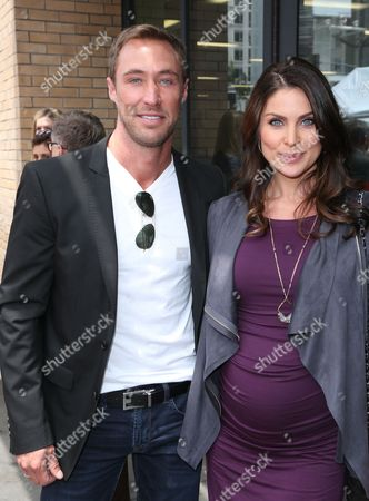 Nadia Bjorlin, Grant Turnbull