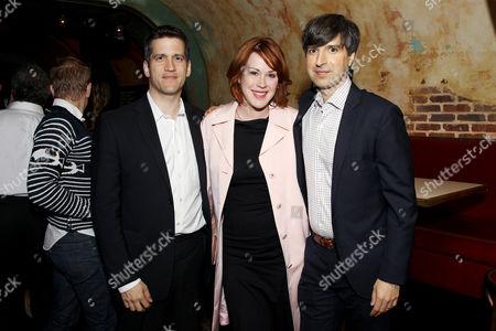 Panio Gianopoulos, Demetri Martin, Molly Ringwald
