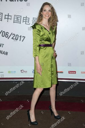 Editorial image of 7th Chinese Film Festival opening, Paris, France - 15 May 2017