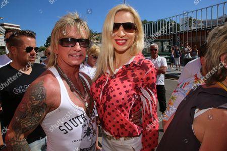 Bert Wollersheim and Ramona Drews