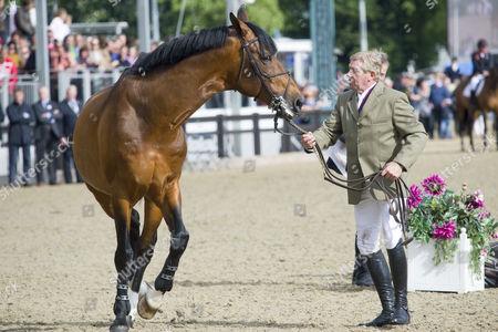 Editorial image of Royal Windsor Horse Show, UK - 14 May 2017