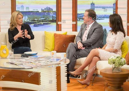 Sarah Beeny Piers Morgan, Susanna Reid
